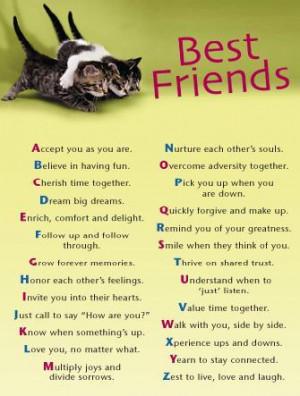 Amazing friendship quotes