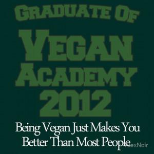 Scott Pilgrim - Vegan Academy Graduation Shirt