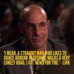 Shall We Dance | Link (Stanley Tucci) | watch clips now at miramax.com