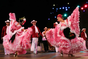 Mexican Ballet Folklorico Dresses