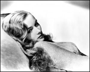Beauty Icons of the 1940s - Veronica Lake, Rita Hayworth, Lauren ...