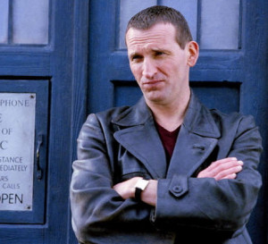 DOCTOR WHO: Christopher Eccelston
