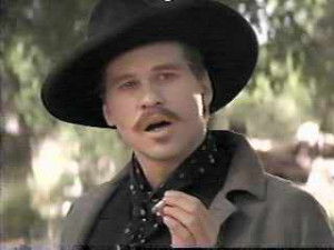 Whats your favorite Western movie?Than post your favorite line from it ...