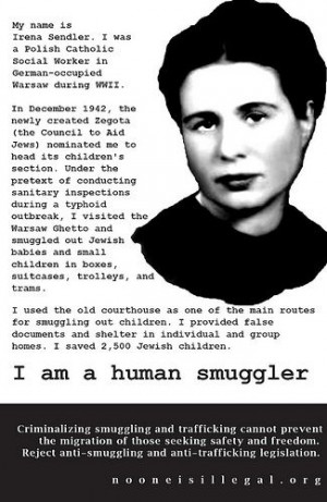Irena Sendler.....Did you know? A true hero she knew how much danger ...