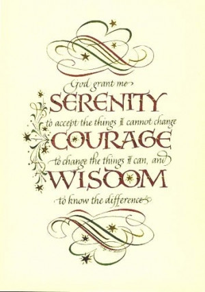 Serenity Prayer #quotes #catholic