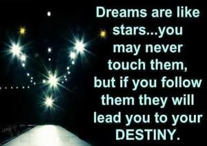 your destiny ☼