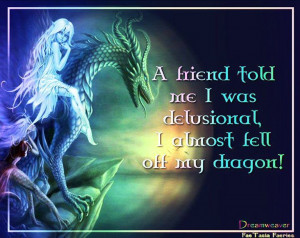 Fairy - Unicorn - Quote - Humour
