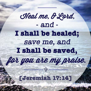 Bible Verses About Healing - 20 Scripture Quotes on Healing and Health
