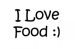 Love Food Quotes Tumblr The-perfect-quotes: i love