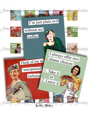 retro women sayings