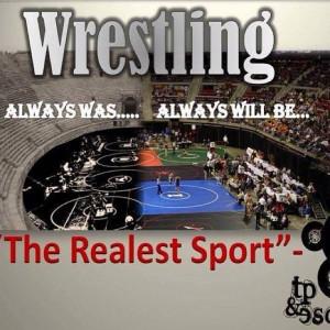 wrestling #realest #sport via cdbailey32y