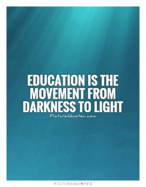 Education Quotes Light Quotes Darkness Quotes Allan Bloom Quotes