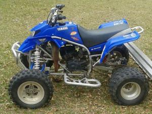 Stroke Yamaha Three Wheeler