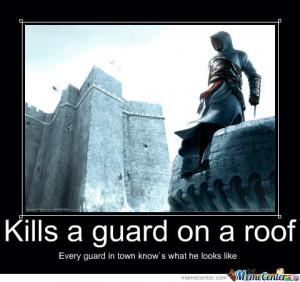 S creed logic assassin