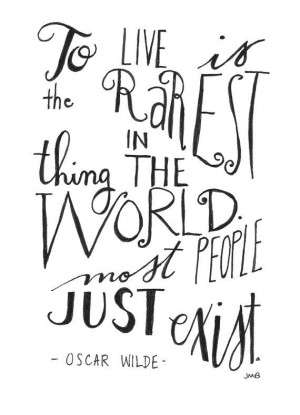 Live Quote Life Quote Adventure Quote Oscar by heytheredesign #Artist ...