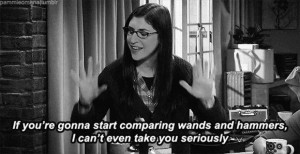 Amy Farrah Fowler Quote...