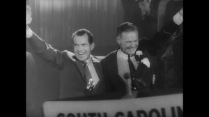 HD Richard Nixon / Presidential Campaign / USA / 1960 – Stock Video ...
