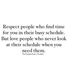 So true, I have too many friends who have all the time in the world to ...