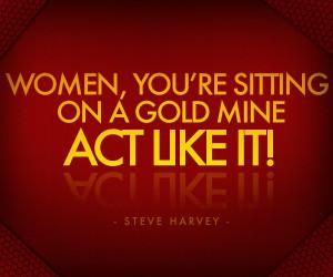 Steve Harvey Show Quotes