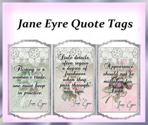 INSTANT DOWNLOAD Jane Eyre Quotes Arched by SenecaPondCrafts, $2.00