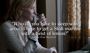 Best movie quotes Oscars 2014 best picture nominees – Blue Jasmine
