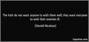 More Harold Nicolson Quotes