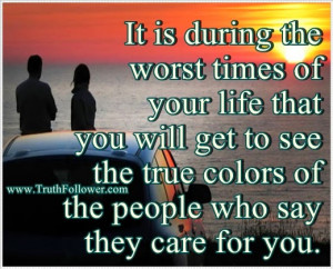 Worst times of your life Quotes