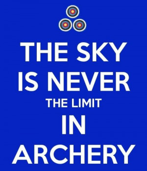 Found on archery-forever-and-ever.tumblr.com