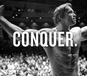 Doer! Arnold Schwarzenegger