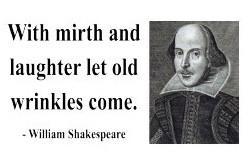 Barnaby happy birthday cards william shakespeare