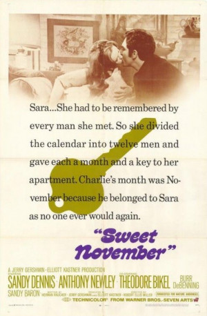sweet november movie quotes quotesgram
