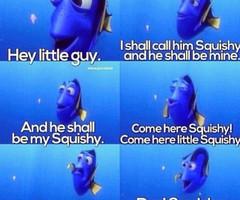 Dory Finding Nemo Quotes