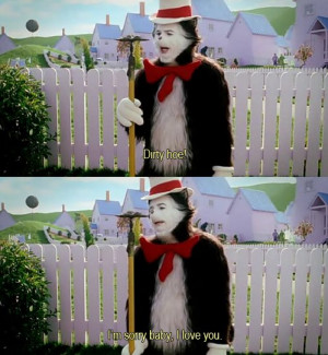 cat in the hat, funny, lol, subs, text