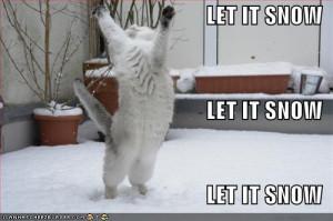 Let It Snow -- Snow Fail #6