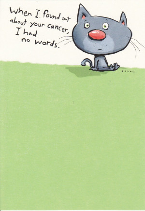 Funny Cancer Card