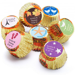 ... & Cookie Favors Personalized REESE'S MINIATURES® Peanut Butter Cups