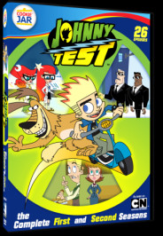 Johnny Test - The Complete First and Second Seasons - 26 Episodes