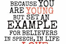 youth group quotes / by Sadie Curtin