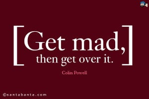 Get Over It Already Quotes