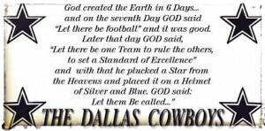 joe garza famous dallas cowboys quotes 2014 10 28