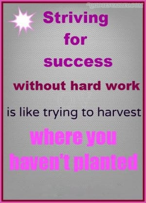 work hard success quotes work hard success quotes work hard success ...