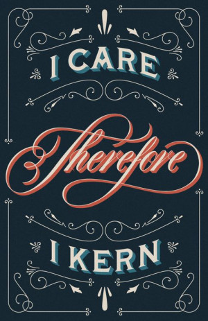 View the typography poster d…
