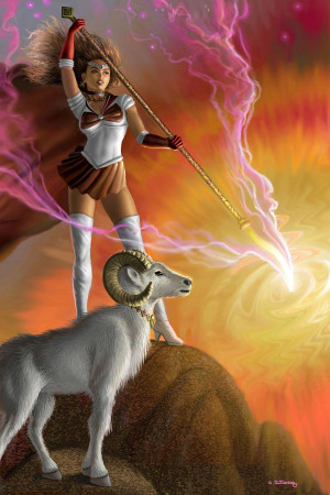 Aries Sailor Aries...