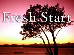 Fresh Start…A New Beginning by Dani Ryan