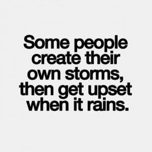 ... rain ️ #amen #truth #quote #storm #rain #constant #drama #attention