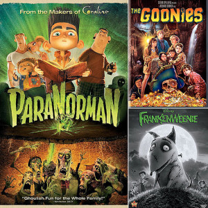 Scary Movies For Kids For Halloween