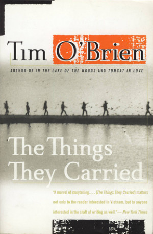 "Start by marking ""The Things They Carried"" as Want to Read:"