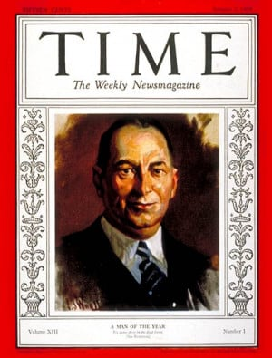 Time is the world's largest circulation weekly news magazine with a ...