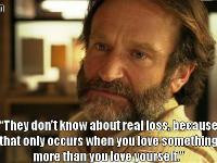 Good Will Hunting quote about love