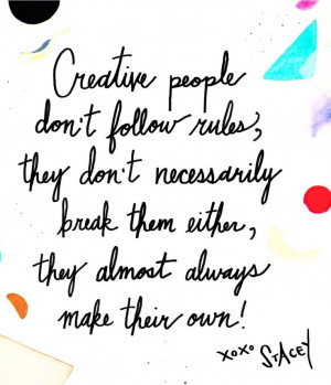 ... Quotes Following, Mondays Quotes, Creative People Quotes, Style Quotes